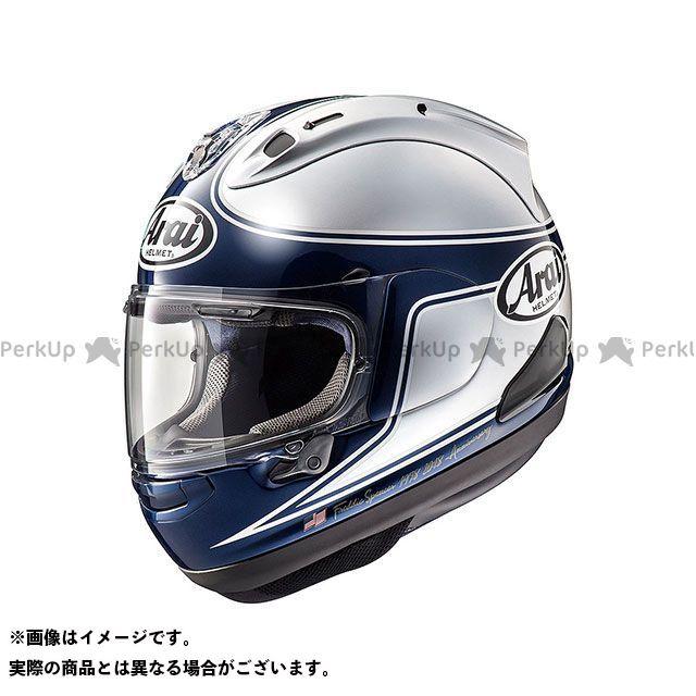 アライ ヘルメット Arai RX-7X SPENCER 40th(RX-7X・スペンサー40th) シルバー 55cm