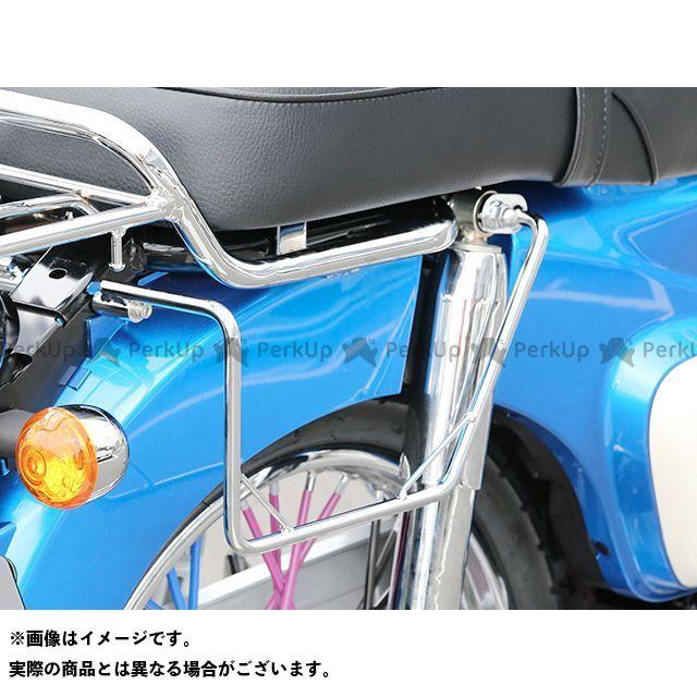 【エントリーで最大P23倍】キジマ バッグサポート 左右セット(メッキ) KIJIMA