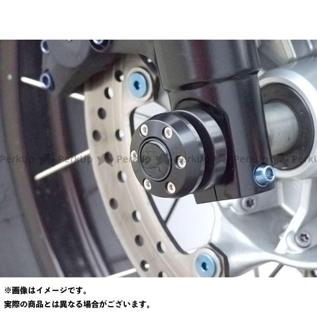 パイツマイヤー ヴェルシス650 フロントフォークスライダー X-Pad(エックスパッド) ブラック Peitzmeier