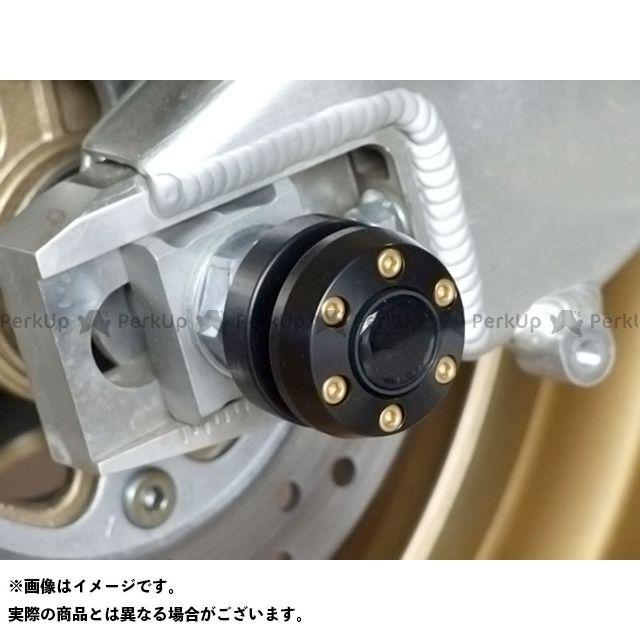 パイツマイヤー GSX-R1000 スイングアームスライダー X-Pad(エックスパッド) ブラック Peitzmeier