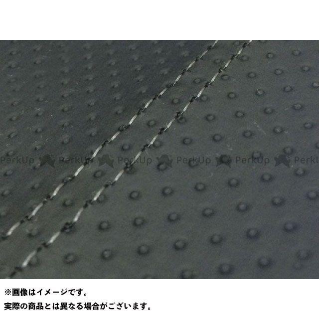 【無料雑誌付き】グロンドマン PCX125 PCX125 国産シートカバー エンボス黒 タイプ:張替 仕様:透明ダブルステッチ 型式:初期/EPSエンジン Grondement