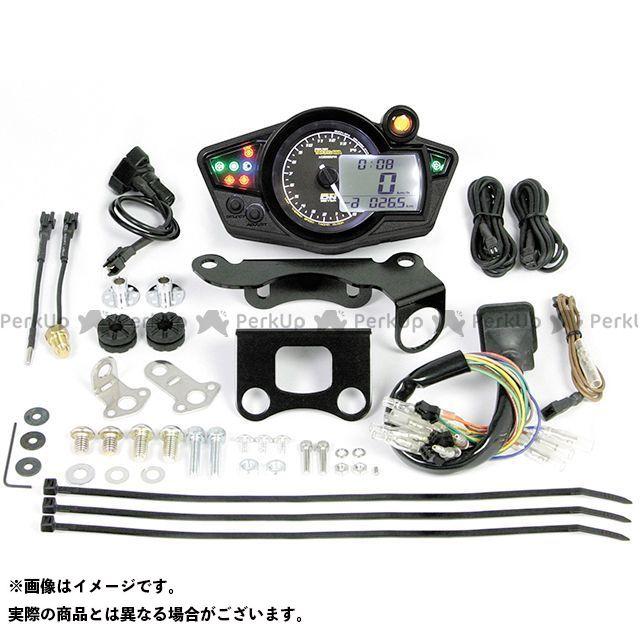 SP武川 ゴリラ モンキー スーパーマルチDNメーターM1ステー付きキット TAKEGAWA