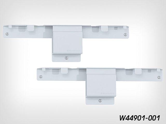 ワンダーリッヒ R1200GS R1200GSアドベンチャー ツーリング用ボックス BMW純正パニアケース用 壁掛けブラケット 「VARIO」用(ブラック)