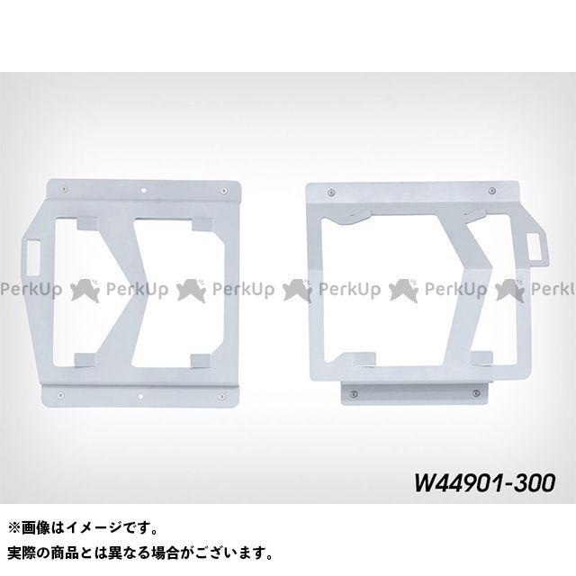 ワンダーリッヒ R1200GS R1200GSアドベンチャー BMW純正パニアケース用 壁掛けブラケット 「アルミケース」用(ブラック)