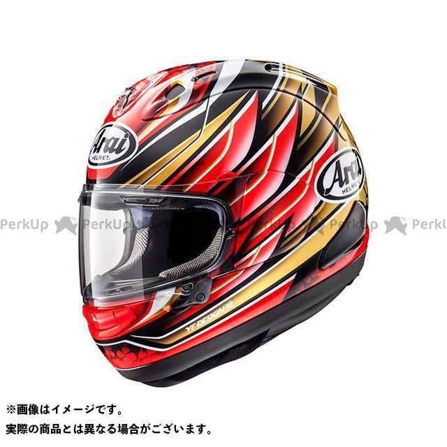 アライ ヘルメット Arai フルフェイスヘルメット RX-7X NAKAGAMI GP(RX-7X・ナカガミGP) 54cm