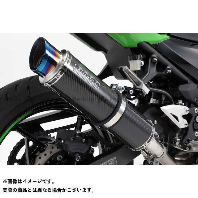 BMS ニンジャ400 R-EVO2 スリップオンマフラー カーボン 政府認証 BMS RACING FACTORY