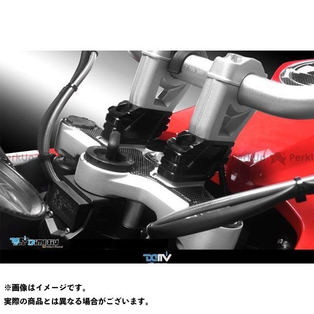 ディモーティブ R1200GS R1200GSアドベンチャー ハンドルライザー BMW R1200GS 40UP 25BACK カラー:ブラック Dimotiv