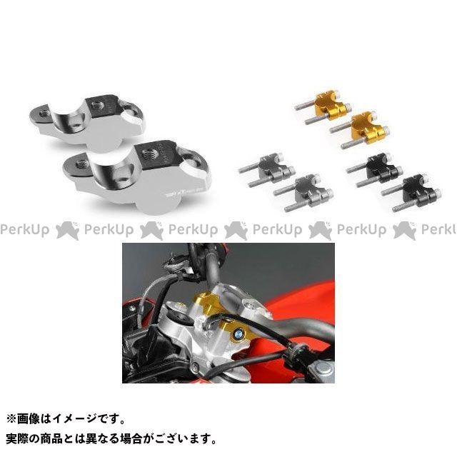 ディモーティブ GSX-S1000 GSX-S1000F ハンドルライザー GSX-S1000/F カラー:チタン Dimotiv