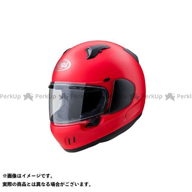 メーカー在庫あり アライ ヘルメット Arai XD(エックス・ディー) フラットレッド/ブラック 57-58cm