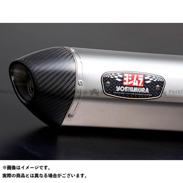 ヨシムラ PCX125 PCX150 機械曲 R-77Sサイクロン カーボンエンド EXPORT SPEC 政府認証 SSC YOSHIMURA
