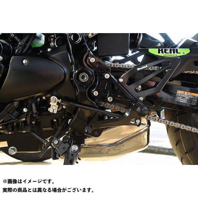 ウッドストック Z900RS 逆チェンジキット カラー:シルバー WOODSTOCK