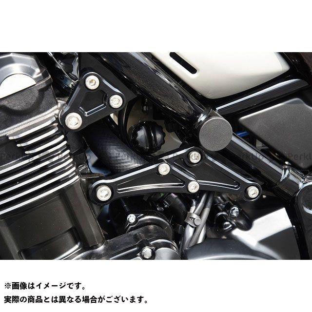 送料無料 ウッドストック Z900RS その他エンジン関連パーツ エンジンハンガーキット シルバー