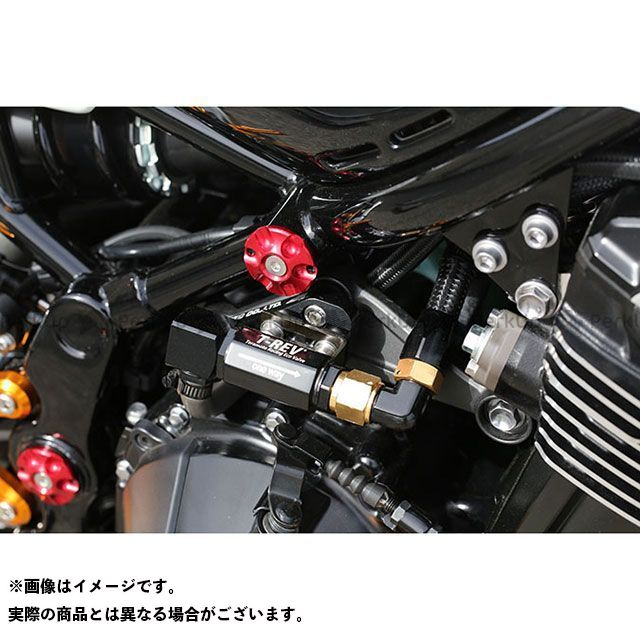 【エントリーで最大P21倍】ベビーフェイス Z900RS フレームキャップ カラー:レッド BABYFACE