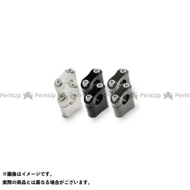 送料無料 アクティブ 汎用 ハンドルポスト関連パーツ コンバーチブルステムキット用ハンドルポスト φ22.2 ブラック