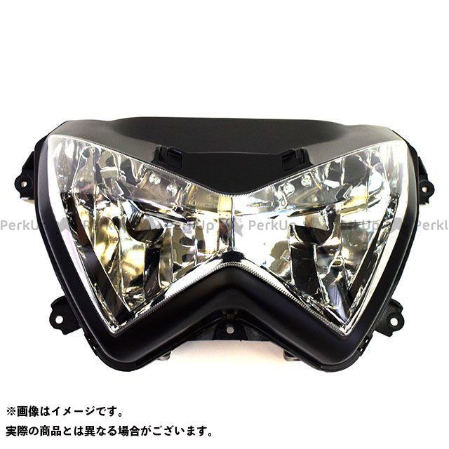 送料無料 エートップ Z250 Z300 ヘッドライト・バルブ Z250 Z300 ヘッドライトユニット アッセンブリー JBK-ER250C
