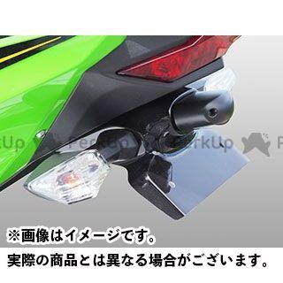 【特価品】マジカルレーシング ニンジャ250 フェンダーレスキット(FRP製・黒) Magical Racing