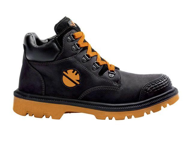 送料無料 DIKE DIKE メカニックシューズ 21021-300 作業靴ディガー(エスプレッソブラック) 26.5cm