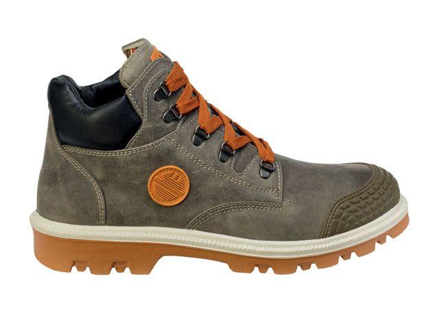 送料無料 DIKE DIKE メカニックシューズ 21021-414 作業靴ディガー(アルピニアングレイ) 27.0cm
