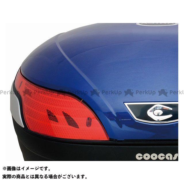 送料無料 COOCASE クーケース ツーリング用ボックス S48 アストラ Spec-F2 メタリックブルー