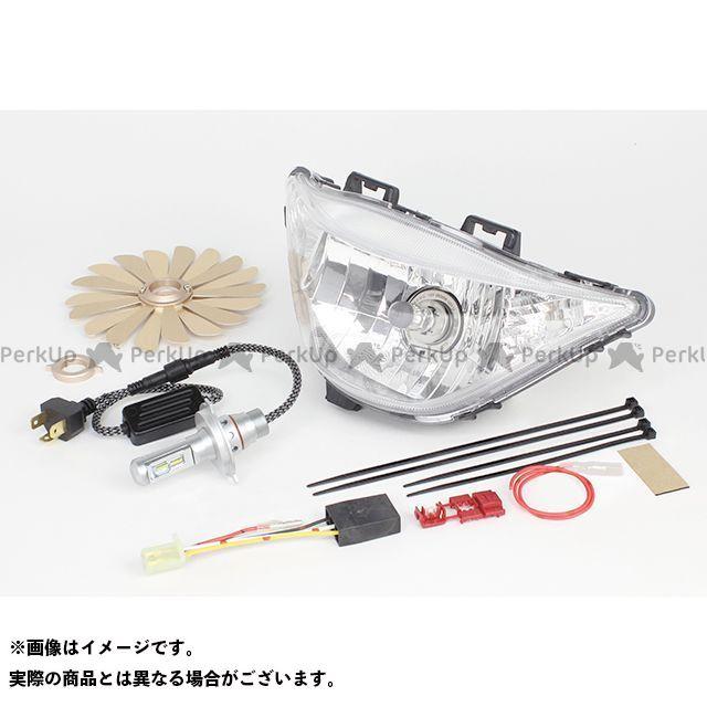 SP武川 アドレスV125S アドレスV125SS LEDヘッドライトキット3.0 TAKEGAWA