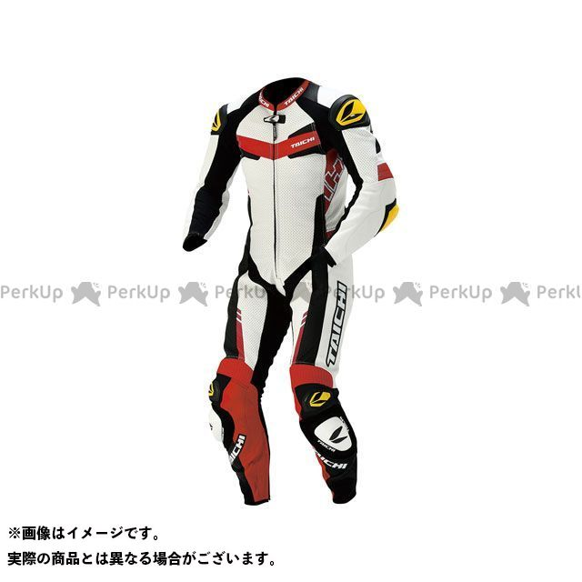 RSタイチ NXL305 GP-WRX R305 LEATHER SUIT(レッド) サイズ:MS アールエスタイチ