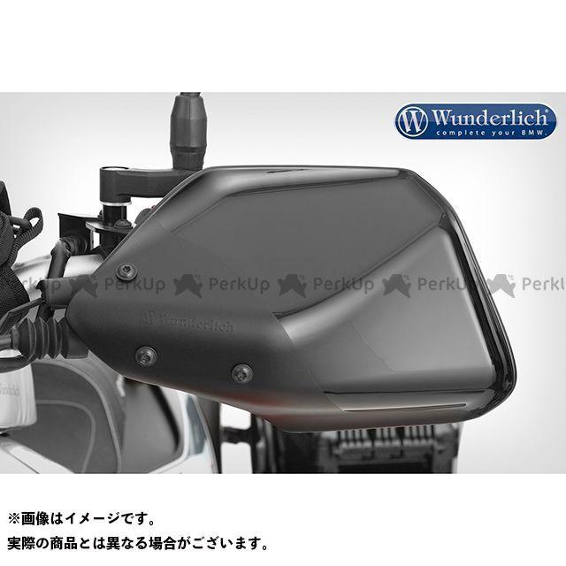 ワンダーリッヒ K1600GT K1600GTL ハンドプロテクター(ブラック) Wunderlich