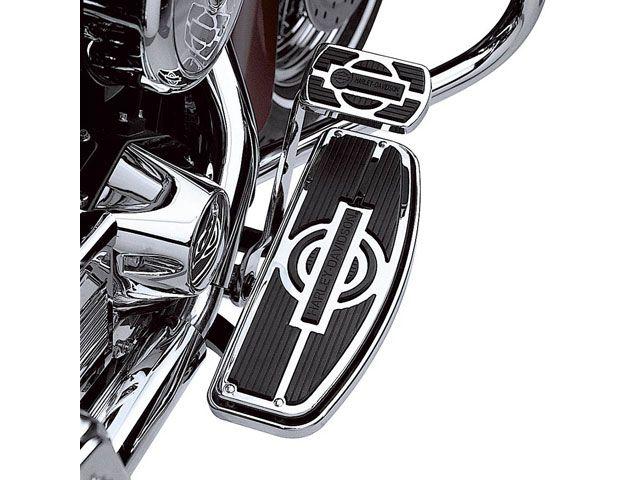 送料無料 ハーレーダビッドソン HARLEY-DAVIDSON フロアボード・ステップボード ノスタルジック ライダー・フットボードインサートキット