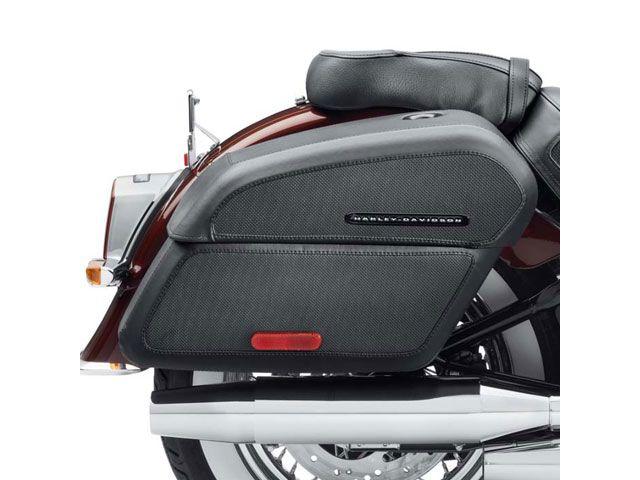 送料無料 ハーレーダビッドソン FLDE ソフテイルデラックス ツーリング用バッグ H-D デタッチャブル ロッキングサドルバッグ