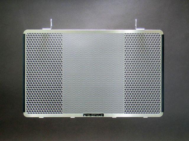 ケイズスタイル ZRX1200ダエグ ラジエター関連パーツ ラジエターコアガード ZRX1200DAEG(09-16) シルバー
