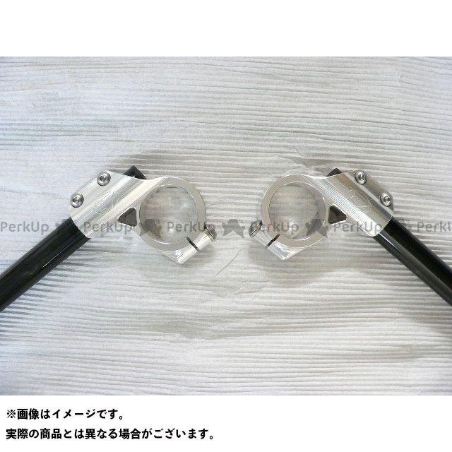 BEET 41mm汎用クリップオンハンドル(シルバー) ビートジャパン