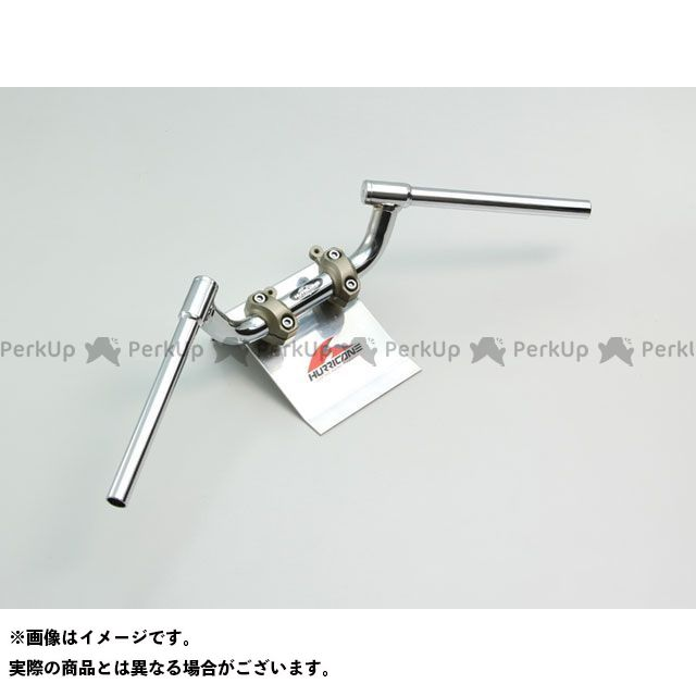 ハリケーン Z900RS FATコンドル 専用ハンドル(クロームメッキ) HURRICANE