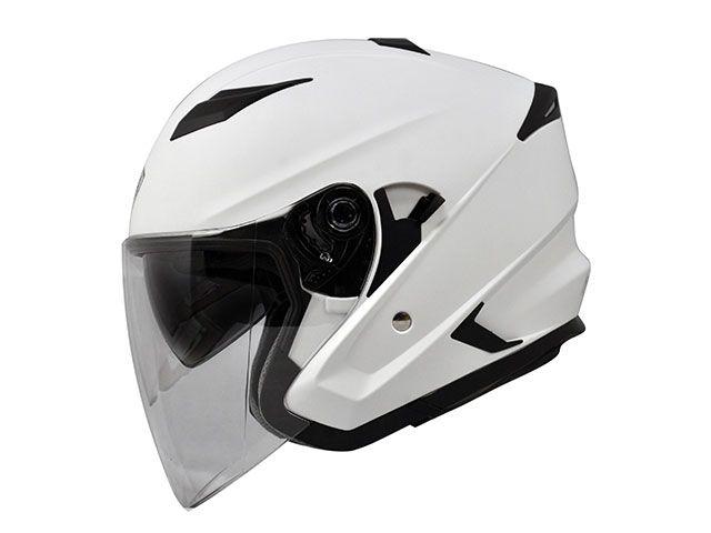 送料無料 THH ティーエイチエイチ ジェットヘルメット T-560S インナーサンバイザー装備 ジェットヘルメット(マットホワイト) M
