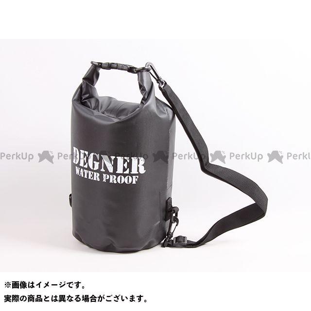DEGNER デグナー ツーリング用バッグ ツーリング用品 DEGNER デグナー NB-169 ドライバッグ(ブラック)