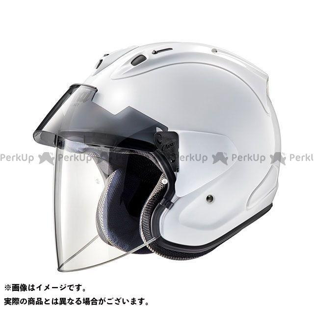 アライ ヘルメット Arai ジェットヘルメット VZ-Ram PLUS(VZ-ラム・プラス) グラスホワイト 55-56cm