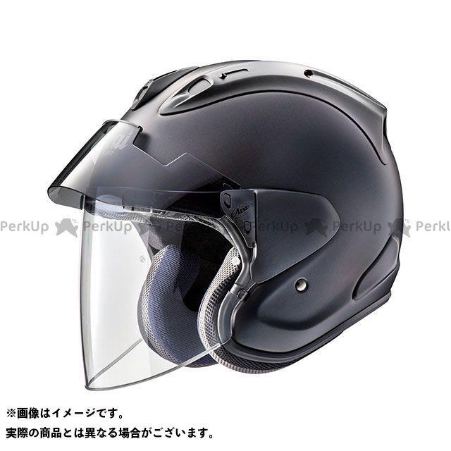 アライ ヘルメット Arai ジェットヘルメット VZ-Ram PLUS(VZ-ラム・プラス) フラットブラック 55-56cm