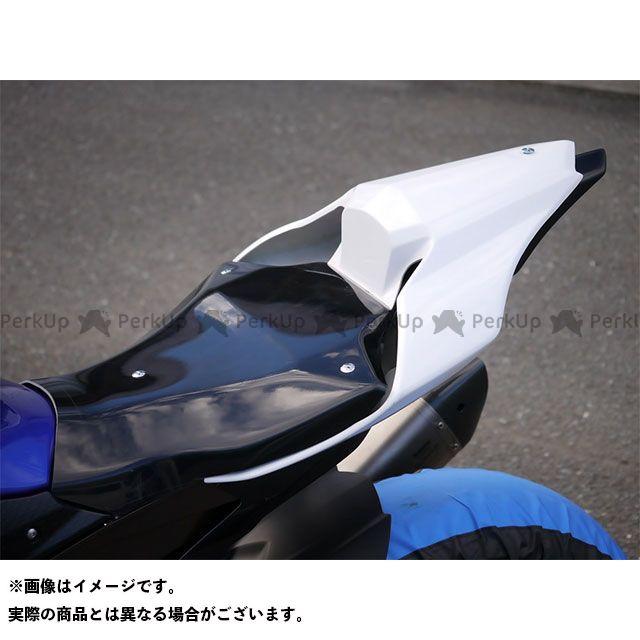 才谷屋 YZF-R1 シングルシート/レース/白ゲル 仕様:15mmUP 才谷屋ファクトリー