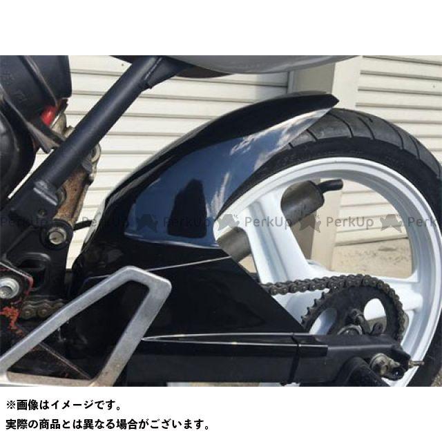 Mデザイン NS50Fエアロ NS50R NS50F/NS50R リアフェンダー 仕様:カーボン エムデザイン