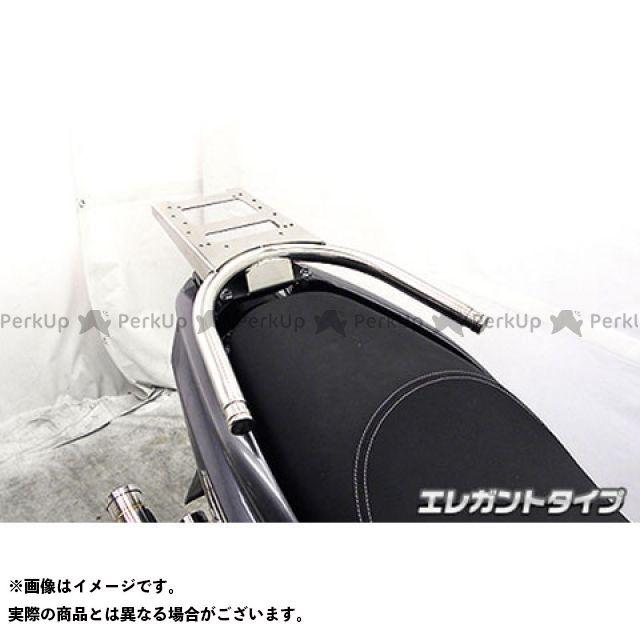 ウイルズウィン トリシティ125 トリシティ125(2BJ-SEC1J)用 リアボックス用 ベースブラケット付きタンデムバー エレガントタイプ