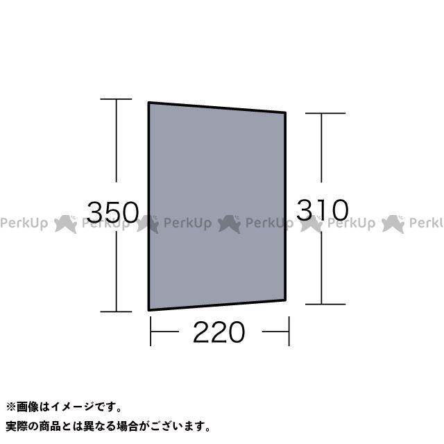 送料無料 キャンパルジャパン ogawa マット&シート PVCマルチシート パラディオ56用