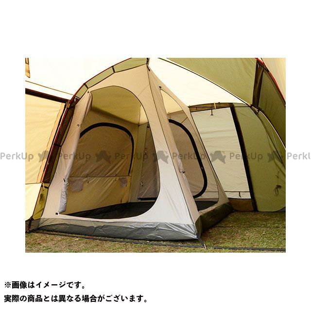送料無料 キャンパルジャパン ogawa テント ティエラ5-EX ハーフインナー