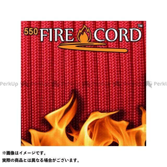 Live Fire Gear 550 Fire Cord(ソリッドレッド) 100ft ライブファイヤーギア