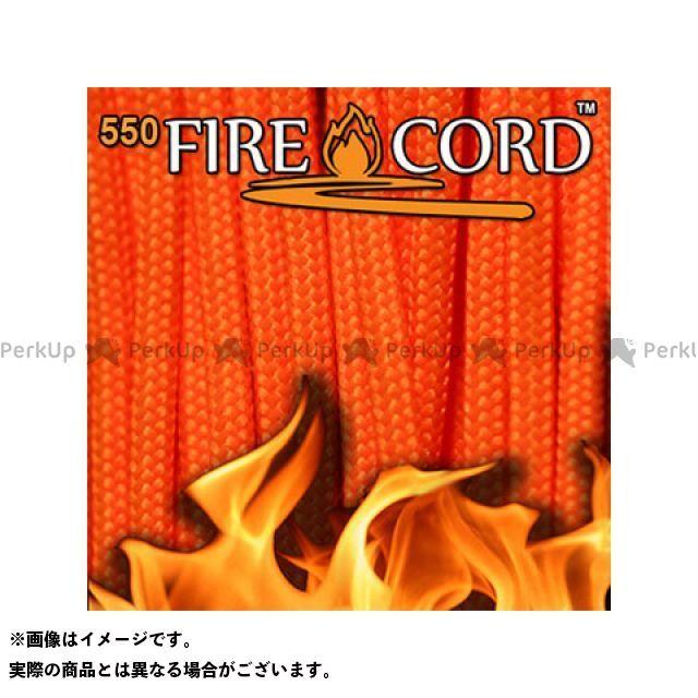 Live Fire Gear 550 Fire Cord(セーフティーオレンジ) 1000ft ライブファイヤーギア
