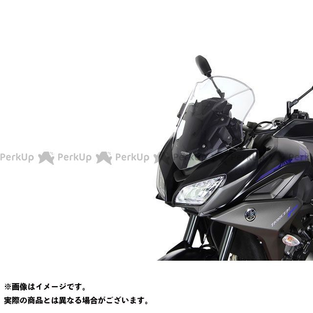 MRA トレーサー900・MT-09トレーサー スクリーン スポーツ(クリア) エムアールエー