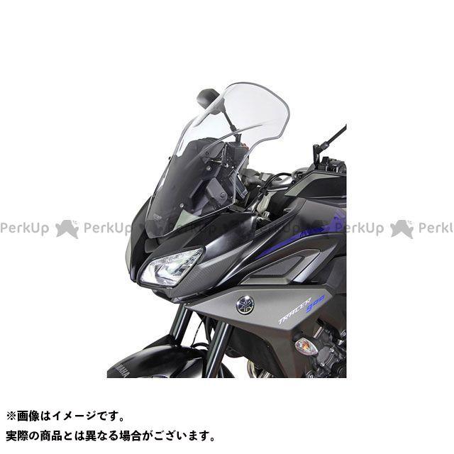 【無料雑誌付き】MRA トレーサー900・MT-09トレーサー スクリーン ツーリング(クリア) メーカー在庫あり エムアールエー