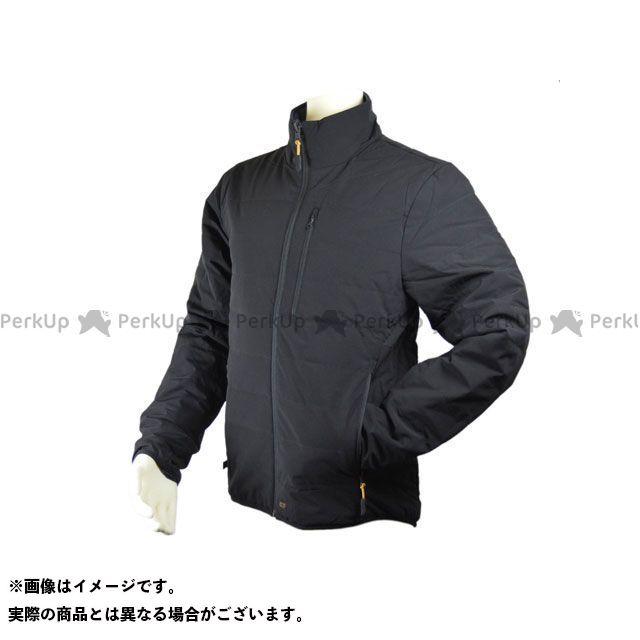 Dunderdon J58 プリマロフトジャケット(ブラック) サイズ:L ダンダードン