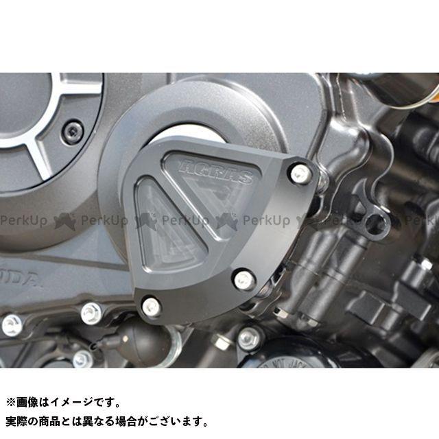 アグラス CB1000R レーシングスライダー クランクB ジュラコンカラー:ブラック AGRAS