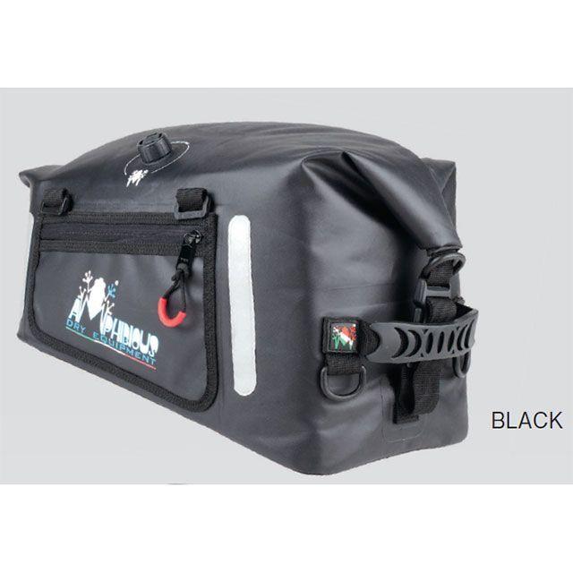 送料無料 AMPHIBIOUS アンフィビウス ツーリング用バッグ TANKBAG(タンクバッグ) 26L ブラック