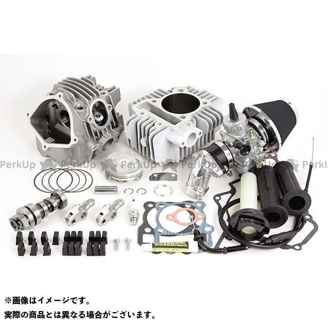 SP武川 KSR110 スーパーヘッド+Rコンボキット 178cc スカット(MIKUNI VM26) TAKEGAWA