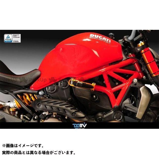 ディモーティブ モンスター1200 モンスター1200S モンスター821 フレームスライダー MONSTER カラー:ブラック Dimotiv