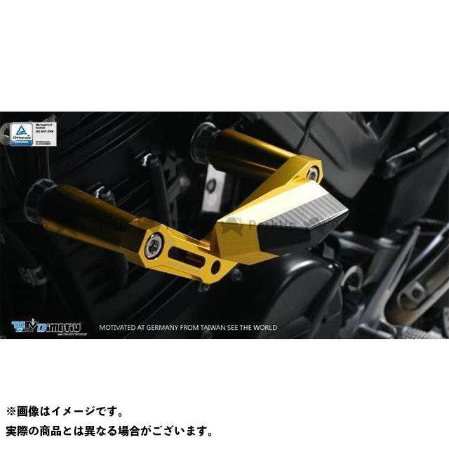 送料無料 ディモーティブ F800R スライダー類 フレームスライダー F800R ブラック